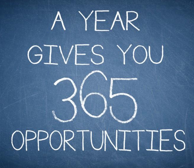 Over 365 mogelijkheden én ongekende vrijheid…