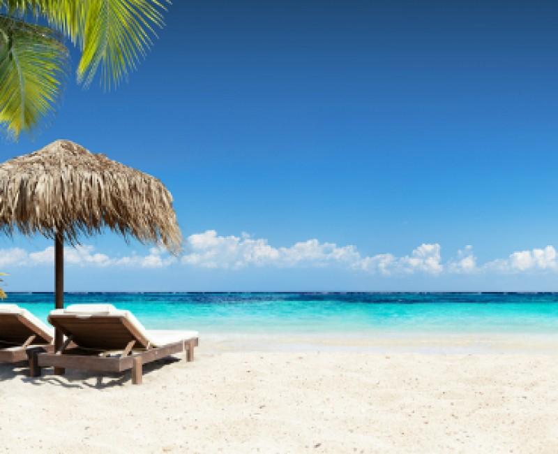 Zie jij jezelf al liggen op het strand...
