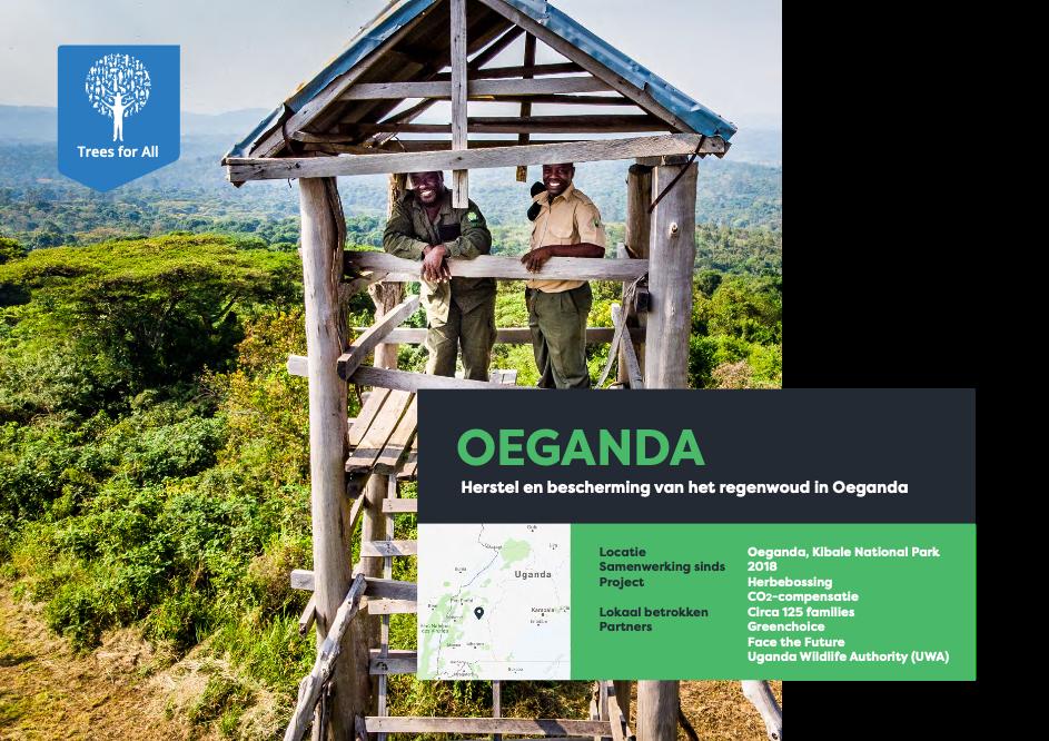 Informatie project Oeganda
